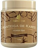 Power Trat Manteiga de Karitê 120g