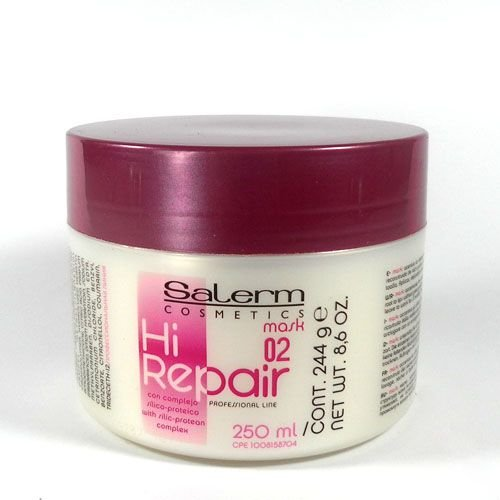 MÁSCARA SALERM HI REPAIR 250ML