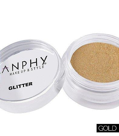 ZANPHY GLITTER GOLD