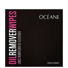 OCEANE LENÇO REMOVEDOR DE OLEOSIDADE - 50 UN