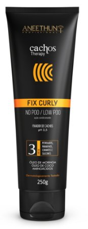 ANEETHUN CACHOS THERAPY FIX CURLY 250G