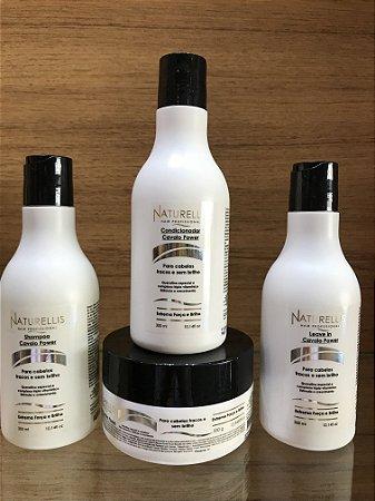 NATURELLIS KIT CAVALO POWER FORÇA E BRILHO (4 produtos)