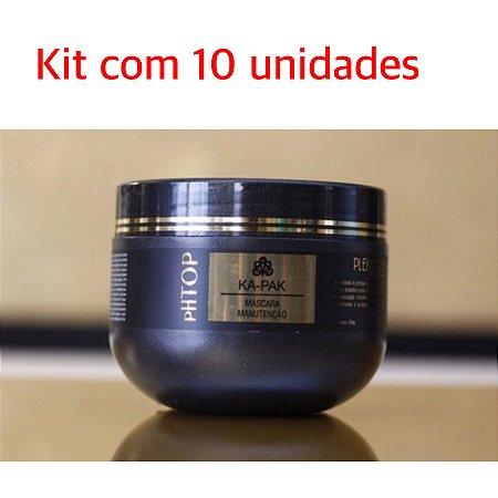 PLENITTUDE MÁSCARA PHTO 300G (KIT COM 10 UNIDADES)