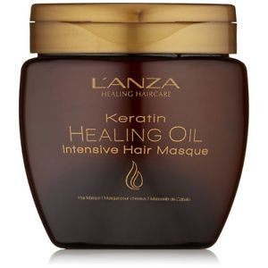 Lanza Keratin Healing Oil Intense Máscara Restauradora - 210ml