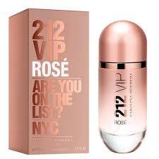 212 VIP Rosé Carolina Herrera Eau de Parfum - Perfume Feminino 30ml