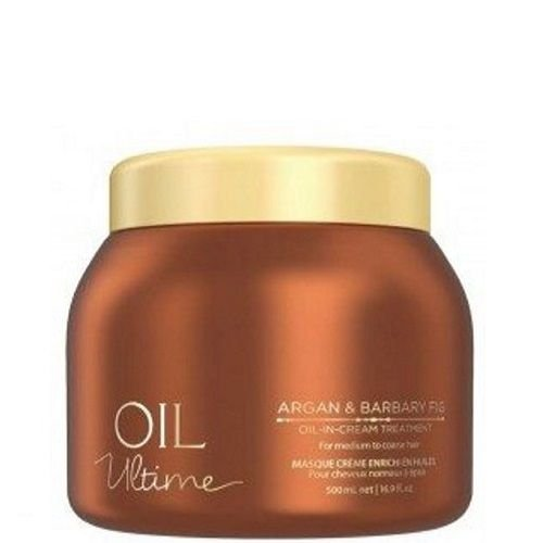 SCHWARZKOPF OIL ULTIME ARGAN E BARBARY FIG MÁSCARA 500ML