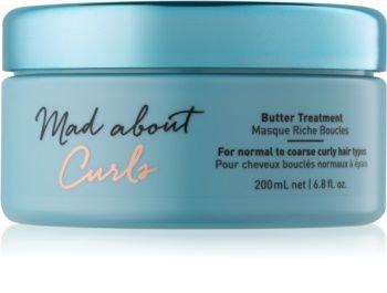 SCHWARZKOPF MAD ABOUT CURLS BUTTER TREATMENT 200ML (MÁSCARA)