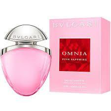 Bvlgari Omnia Pink Sapphire Eau de Toilette - Perfume Feminino 25ml