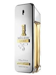 1 Million Lucky Paco Rabanne Eau de Toilette - Perfume Masculino 100ml