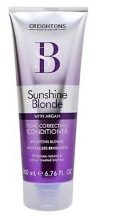 Creightons Sunshine Blonde Tone Correcting - Condicionador 200ml