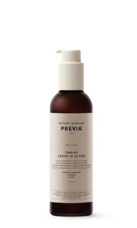 PREVIA ORGANIC TAMING LEAVE-IN GLOSS 200ML