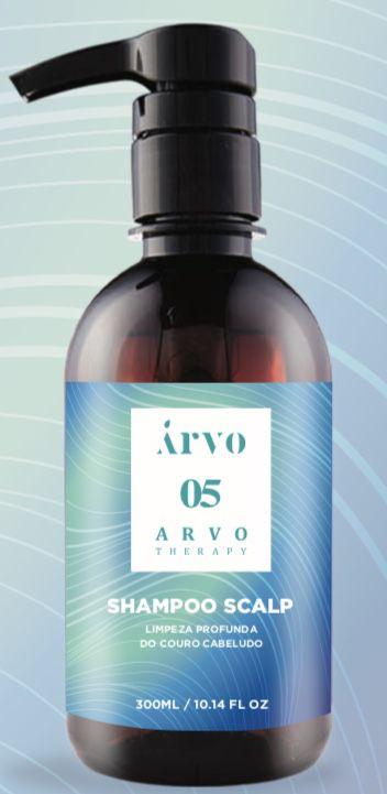 ARVO SHAMPOO SCALP 300ml