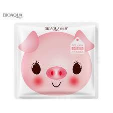 BIOAQUA PIG MASK MÁSCARA FACIAL 30G