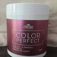 MASC COLOR PERFECT MÁSCARA 500G