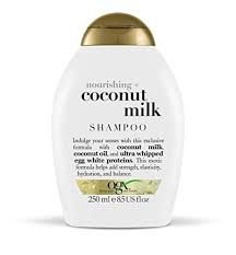 OGX COCONUT MILK SHAMPOO 250ML