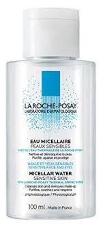 LA ROCHE-POSAY ÁGUA MICELAR 100ML