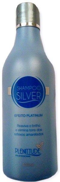 SHAMPOO SILVER PLENITTUDE 500ML