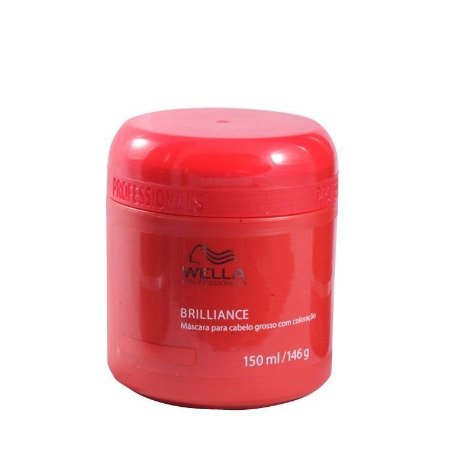 Wella Professionals Brilliance Máscara De Tratamento  150ml