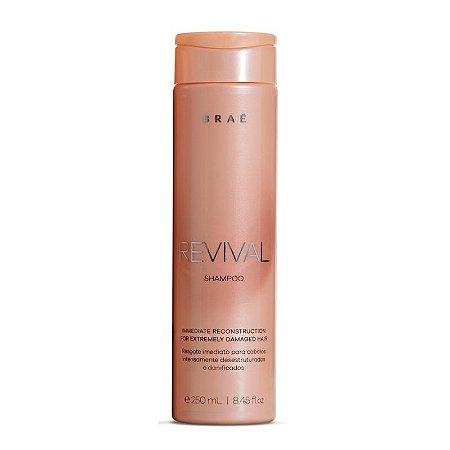 Brae Revival Shampoo Reconstrutor 250ml