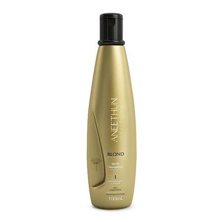 Aneethun Blond System Shampoo Silver 300ml
