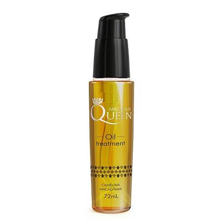 Aneethun Queen Oil Tratament  Óleo De Tratamento 72ml