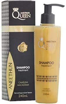 Aneethun Shampoo Queen Tratamento 240ml