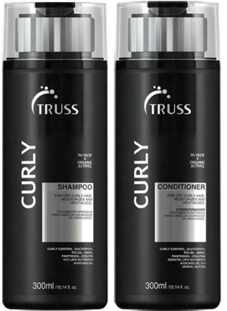 Truss Kit Curly Cabelos Cacheados - 300ml