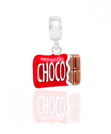 BERLOQUE DE PRATA CHOCOLATE