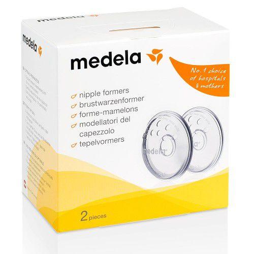 Concha de Amamentação Coletora c/ 2 unidades - Medela