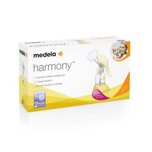 Bombinha de Tirar Leite Manual Harmony - Medela