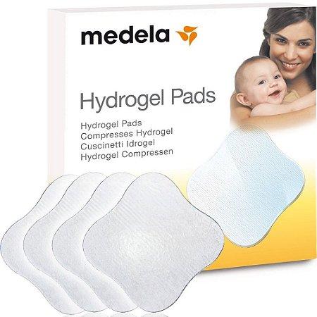 Placa de Hidrogel para compressa - 4 un - Medela