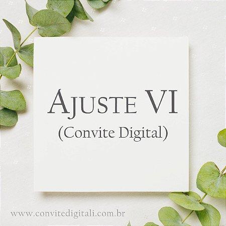 Ajuste Digital VI