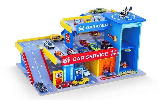 Car Service Postinho e Garagem Ref.090