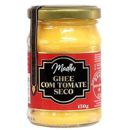 Ghee com Tomate Seco 150g | Madhu Ghee