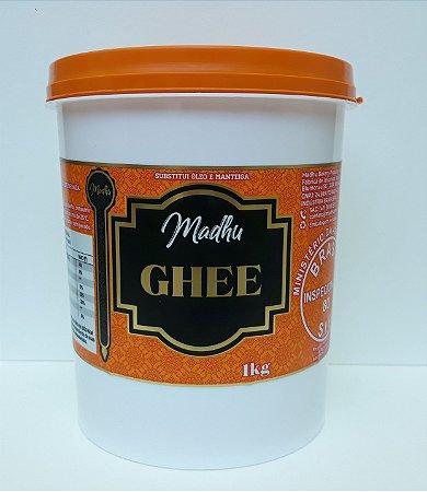 Ghee Original 1kg | Madhu Ghee