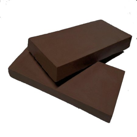 Barra Chocolate 80% Cacau Gobeche -Com Eritritol / Sem leite/ Sem glúten/ Vegano - 1,01kg