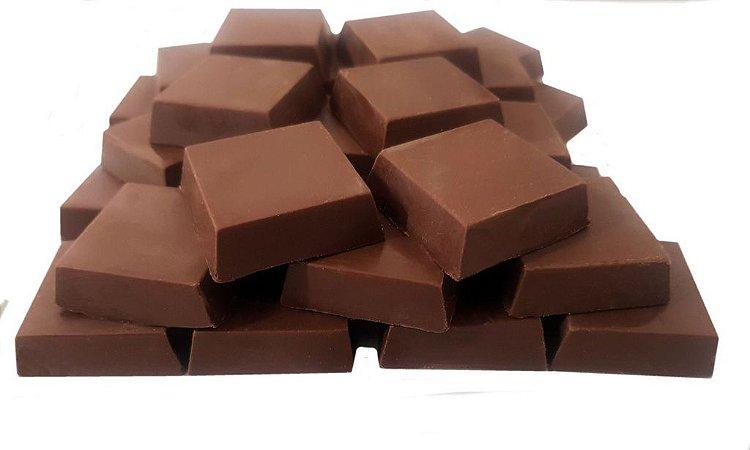 Tabletes Chocolate  54% Cacau Gobeche - Sem Leite/Sem Glúten/Vegano/Com Açúcar -  1kg