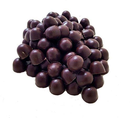Gotas Chocolate 54% Gobeche -  Vegano/Sem Leite/Sem Glúten/Com Açúcar 1 kg