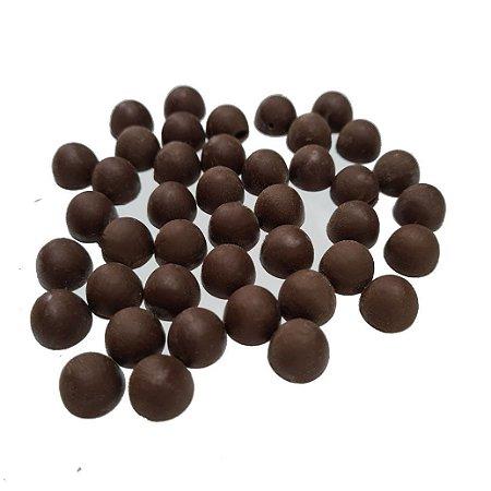 Gotas Chocolate 54% Cacau Gobeche - Com Eritritol/Sem leite/ Sem glúten/ Vegano  -  1kg