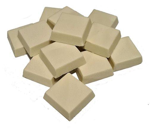 Tabletes de Chocolate Gobeche Branco Ao Leite de Coco  Sem Glúten/ Vegano / Com Açúcar