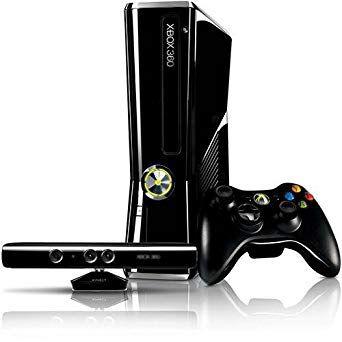 Xbox 360 - Microsoft - Ltu ou RGh com 2 controle + 5 Brindes+kinect (desbloqueado) o mais vendido