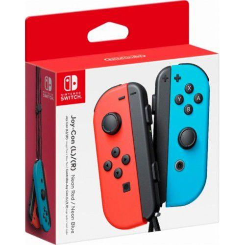 Joy-con Controle Colorido - Para Nintendo Switch