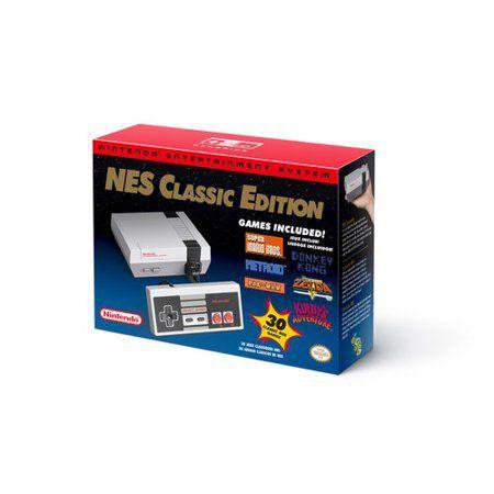 Nintendo Nes Classic Edition com 30 Jogos NES Nintendo 1 ano de garantia