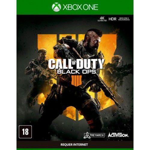 Call of Duty Black Ops 4 - XONE