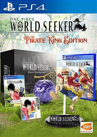 One Piece World Seeker - PS4