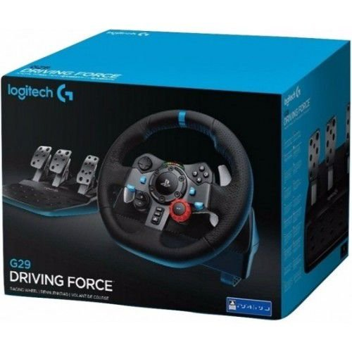 Volante Logitech G29 Driving Force PS4 / PS3 / PC-sem cambio (OeM versão)