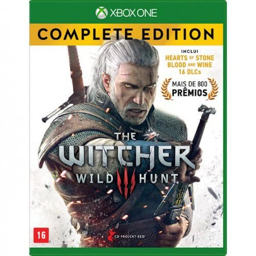 The Witcher 3 Wild Hunt Complete Edition - XONE