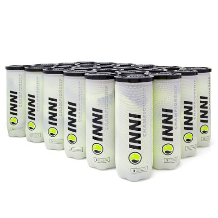 Bola de Tênis Inni Championship Caixa com 24 Tubos