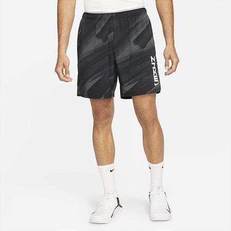 Shorts Nike Dri Fit Sport Clash - Preto