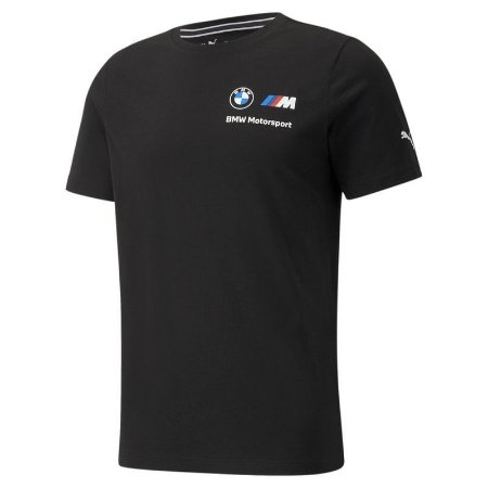 Camiseta Puma Bmw Mms Essential Preta
